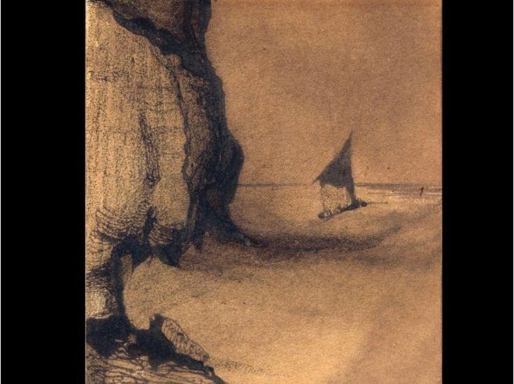 disegno di Victor Hugo
