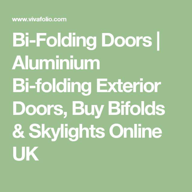 Bi Folding Doors   Aluminium Bi Folding Exterior Doors, Buy Bifolds U0026  Skylights