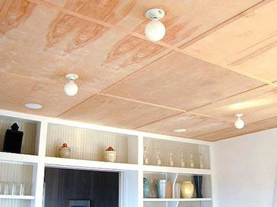 потолок из фанеры - Поиск в Google