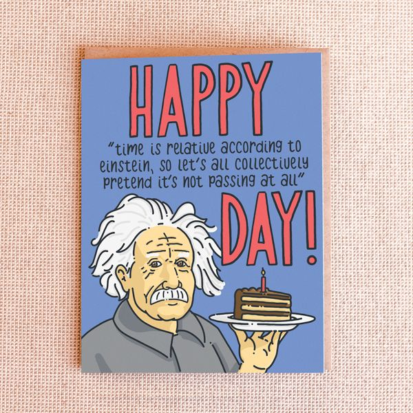 22 best funny birthday cards images on pinterest funny anniversary time is relative card bookmarktalkfo Choice Image
