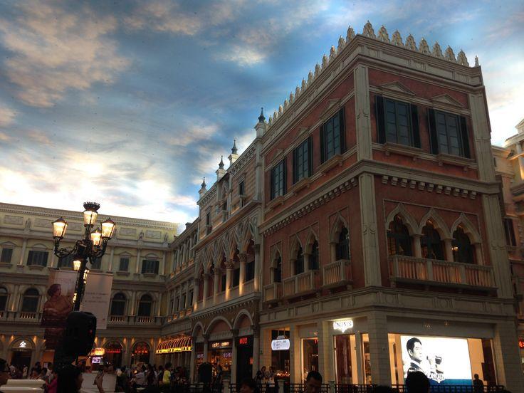 Venetian Hotel Casino Macau