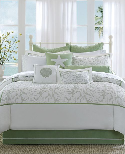 Harbor House Brisbane 4-Pc. Full Comforter Set Bedding