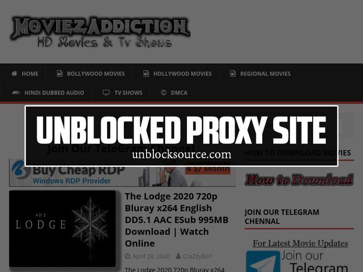 Moviezaddiction Proxy In 2021 Movie Z Free Movie Downloads Proxies