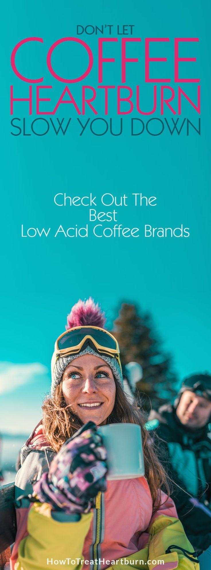 Low Acid Coffee for People with Heartburn and Acid RefluxHow to Treat Heartburn | Steve Hood
