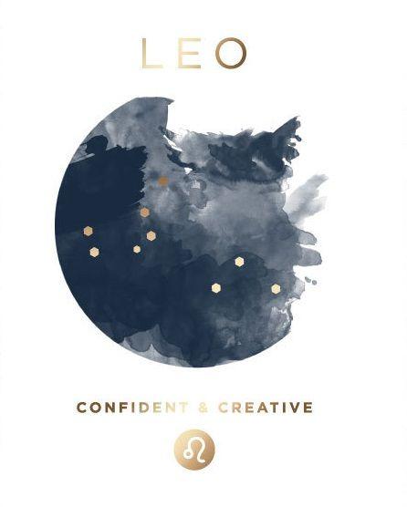 Leo: Confident & creative
