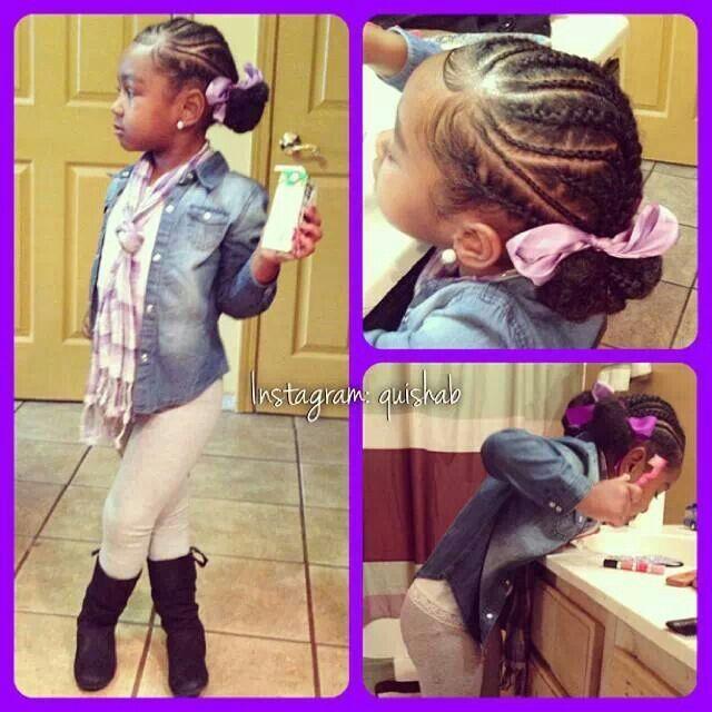 020714 CUTE kids #hairstyle