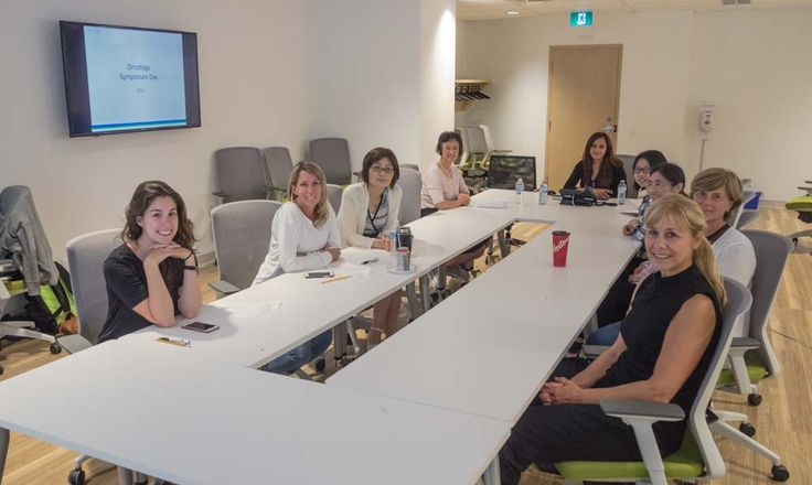 Today we had the pleasure of hosting our Canadian Nurses Association (CNA-AIIC) Oncology Exam Study Group participants. This was their chance to meet, review, discuss study materials and write a mock exam to prepare and practice for their official CNA Oncology Certification.   ‪#‎deSouzaInstitute‬  ‪#‎Oncology‬ ‪#‎Certification‬  ‪#‎Nurses