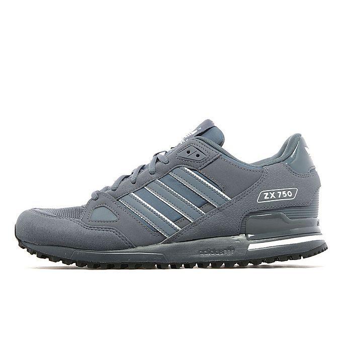 adidas zx 750 silver black