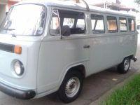Volkswagen Kombi raridade toda original de fabrica