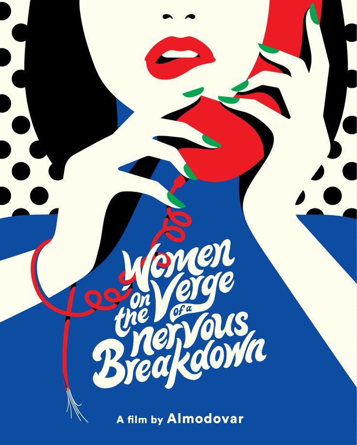 Women on the Verge of a Nervous Breakdown — Malika Favre