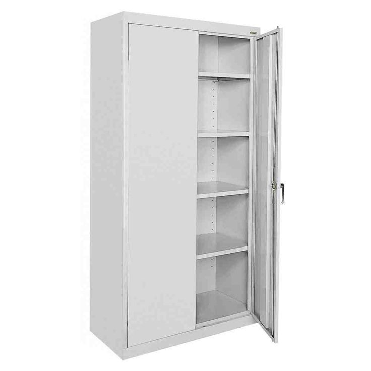 New 2 Door Metal Storage Cabinet