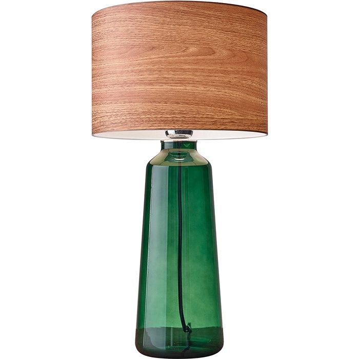 10 Best Table Lamps - #10 Adesso Jade Tall Table Lamp #rankandstyle