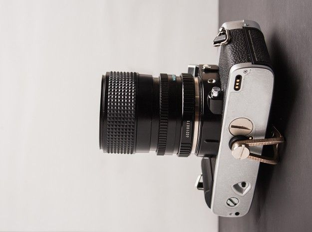 Display Your Cameras In Style With The Hangie Wall Mount Vintage Cameras Old Cameras Dslr Photography Tips
