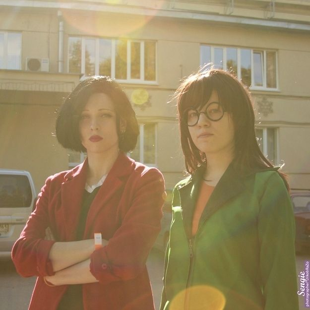 Daria and Jane | 18 Fantastic Halloween Costume Ideas For '90s Girls