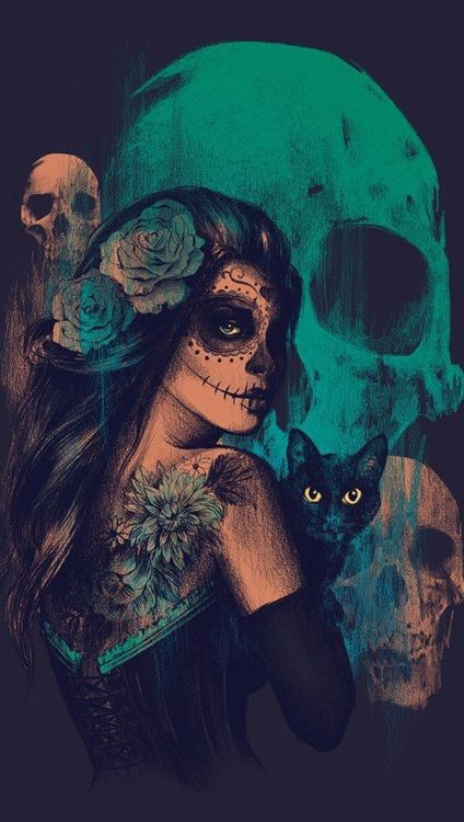 day of the dead | Tumblr