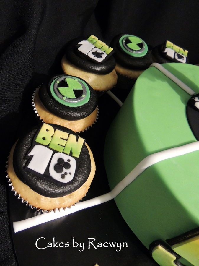 Ben 10 for Jack — Children's Birthday Cakes