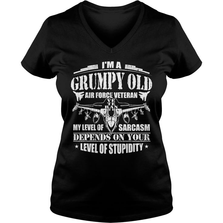 Men's I'm A Grumpy Old Air Force Veteran My Level Of Sarcasm #gift #ideas #Popular #Everything #Videos #Shop #Animals #pets #Architecture #Art #Cars #motorcycles #Celebrities #DIY #crafts #Design #Education #Entertainment #Food #drink #Gardening #Geek #Hair #beauty #Health #fitness #History #Holidays #events #Home decor #Humor #Illustrations #posters #Kids #parenting #Men #Outdoors #Photography #Products #Quotes #Science #nature #Sports #Tattoos #Technology #Travel #Weddings #Women
