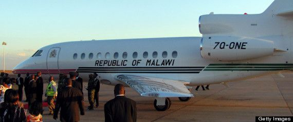 Joyce Banda, Malawi President, Auctions Jet To Feed Poor