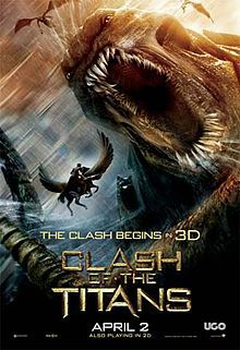 Clash of the Titans - love the creatures, thought Ralph Fiennes did a great job of Hades