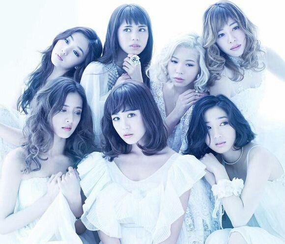 FLOWER jpop girl band