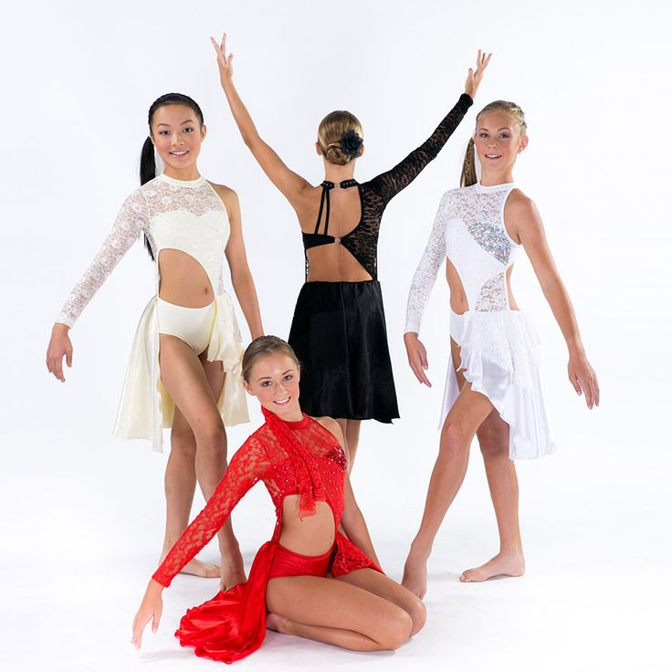 Ballet, Contemporary & Lyrical Dance Costumes : Ruin Me