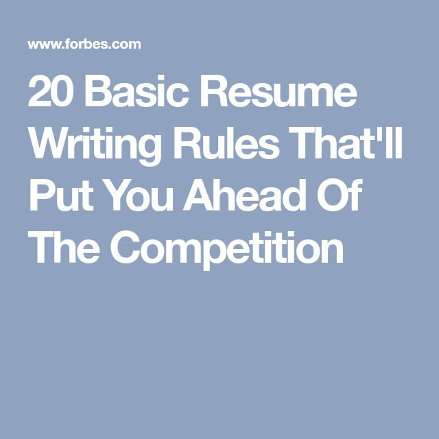 The 25+ best Basic resume ideas on Pinterest Basic cover letter - resume software mac