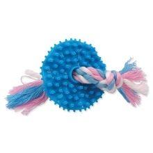 Hračka Dog Fantasy puppy TPR dental kolečko modré 7,5 cm