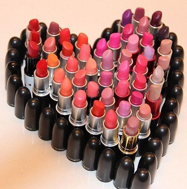 MAC lipsticks <3 http://www.makeupmacosmetics.com/mac-makeup-lipstick-c-27.html