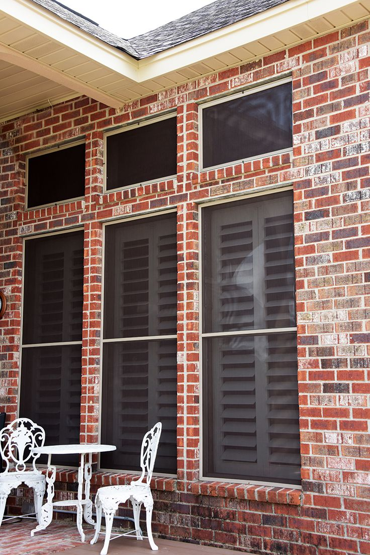82 Best Suntex By Phifer Images On Pinterest Outdoor Blinds Porch Shades And Motorized Shades
