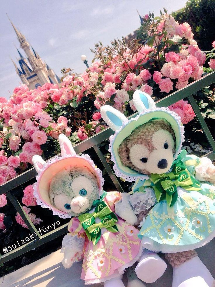 Little Bo Peep has lost her sheep.... Costumes for Duffy the Disney Bear and…