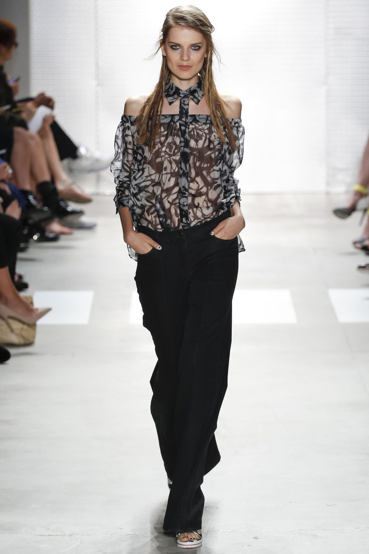 mobiles buy online Nicole Miller Spring 2016 Ready to Wear Collection Photos   Vogue