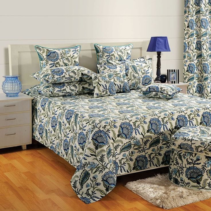 Bed sheets blossom more delightfully if you choose traditional theme bed sheets as these themes not only highlight your bed but your entire bedroom. Double bed cotton bed sheet these days are on th…
