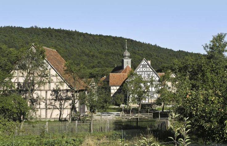Rhön-Sinntal-Radweg Fladungen