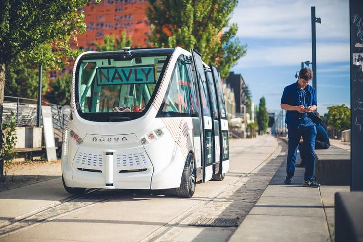 The Challenges of Driverless Shuttles in Smart Cities