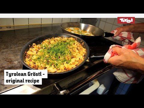 Tyrolean Gröstl: the original recipe to try at home › BlogTirol