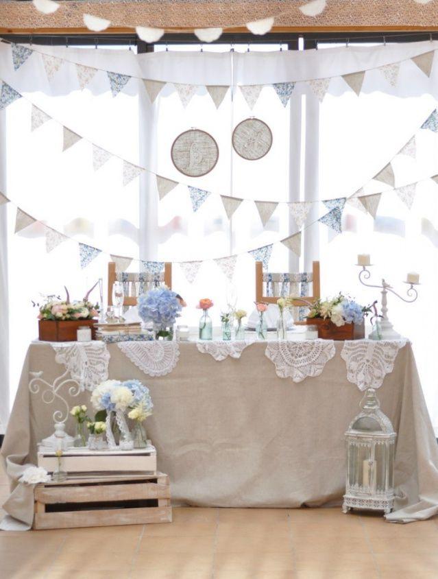Декор свадебного стола в винтажном стиле Everyday holiday #weddingdecor #vintagewedding #свадебныйдекор