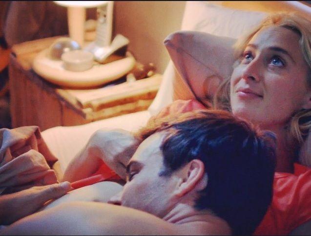Offspring season 4 - Nina and Patrick