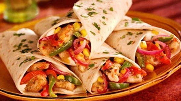 Пять вариантов подлинных буррито, рецепты из традиционной северной Мексики которые легко приготовить дома
