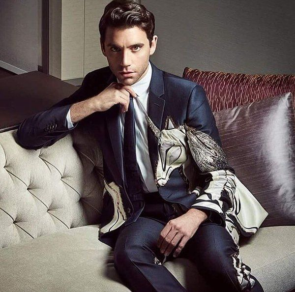 #Mika new photoshoot