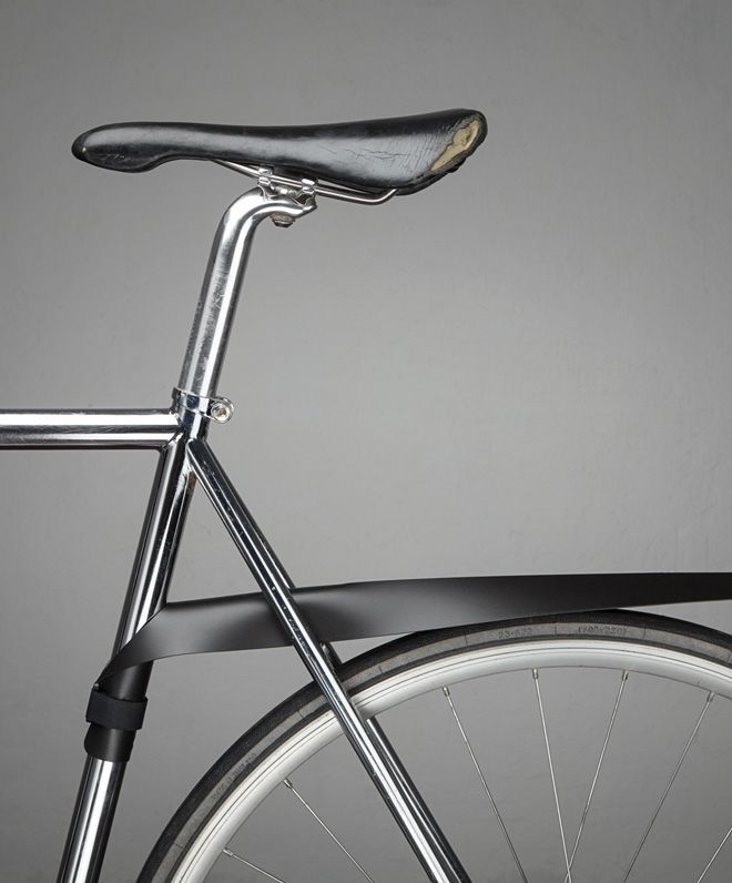 MUSGUARD: A removable, rollable bicycle fender by Jurij Lozić