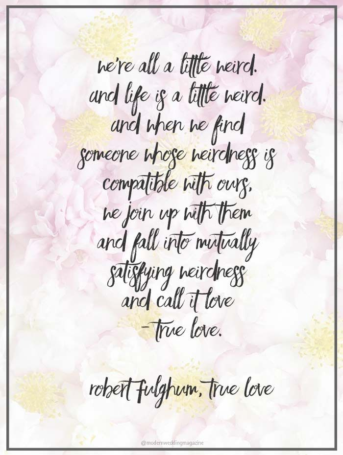 Love And Marriage Quotes Romantic Wedding Day Quotes That Will Make You Feel The Love
