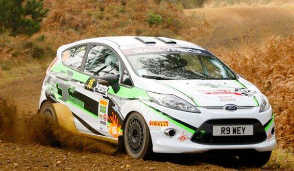British Rally Championship 2012