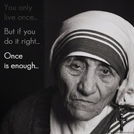 Lovely Words By Mother teresa