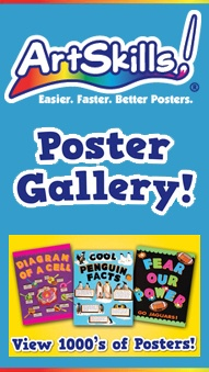 RSearch thousands of poster ideas in our online Poster Idea Gallery. You can search by school subject such as science posters or history posters or search by poster topic like science fair, lemonade stand or bake sale. If you need help designing your poster, check out our free online Poster Maker!