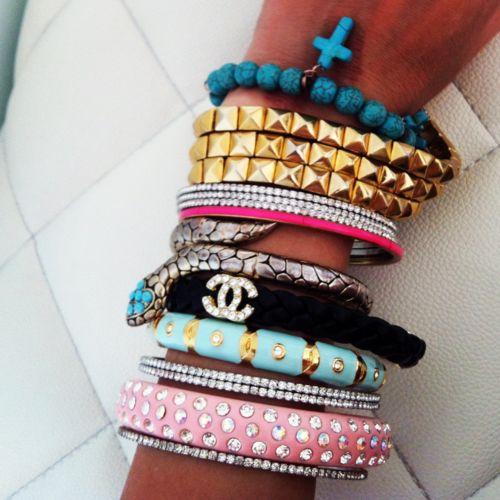 La moda es mi droga: Tendencia: Partido del brazo