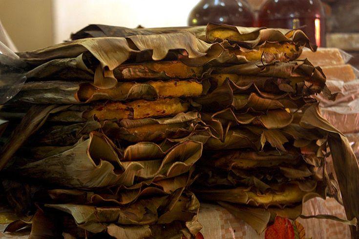 O exótico pé-de-moleque feito com carimã é um dos produtos alimentícios encontrados em mercados e feiras populares de Boa Vista, capital de Roraima MAIS Eduardo Vessoni/UOL