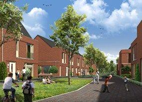 #Eindhoven - Blixembosch Buiten - Aan de rand van Eindhoven in de populaire wijk #Blixembosch. #nieuwbouw #bouwfonds