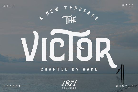 The Victor - Display