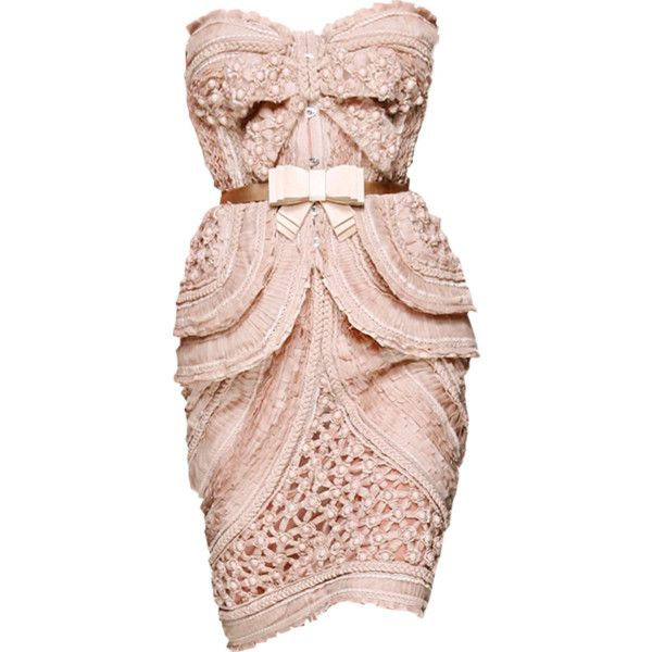 <3  Zuhair Murad Pink Dress
