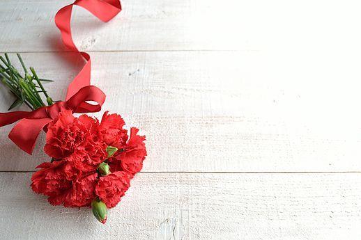 cordon-de-tres | Un ramo de claveles